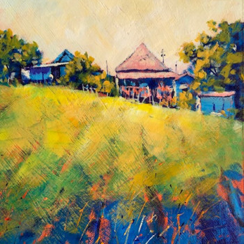 Maleny Farmhouse 240x340 $750