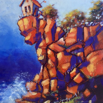 On the Rocks 340x440 550x650 $1800